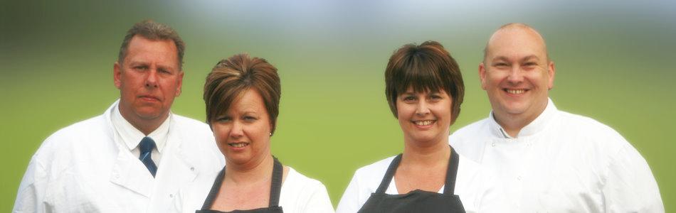 The Cambridge Barbecue Company team